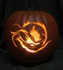 Divergent Pumpkin