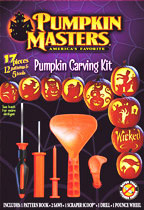 Pumpkin Masters pattern book