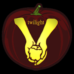 Twilight Pumpkin Carving Pattern