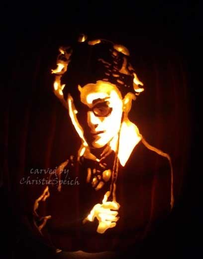 The Best Harry Potter Pumpkin Stencils
