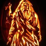 Dumbledore Pumpkin