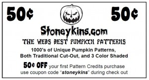 stoneykins coupon