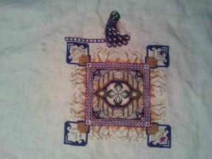 Needlework in Progress 2