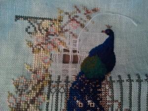 Re-weaving new threads