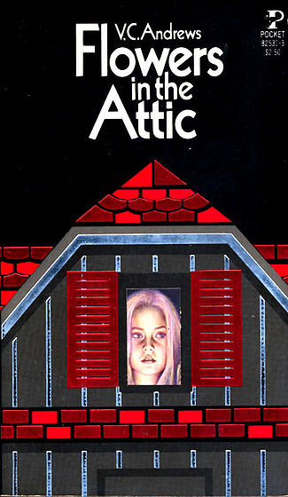 "Original paperback cover with the ""window"""